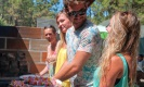 Barbecue commun aux Oyats